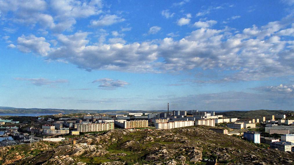 Город Полярный - Мурманский областной образовательный портал.